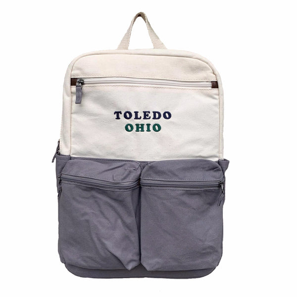 Toledo Ohio Backpack
