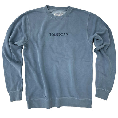 Toledoan Embroidered Sweatshirt - Jupmode