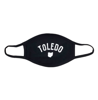 3-Pack Toledo Arch Cloth Face Mask - Jupmode