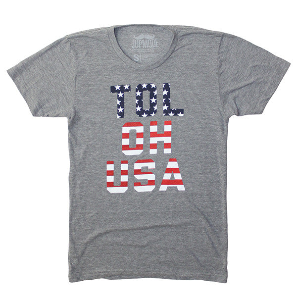 TOL OH USA Shirt