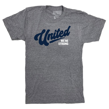 United We're Strong Community Shirt - Jupmode