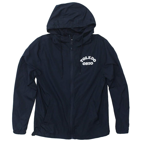 Toledo Ohio Windbreaker Jacket - Jupmode