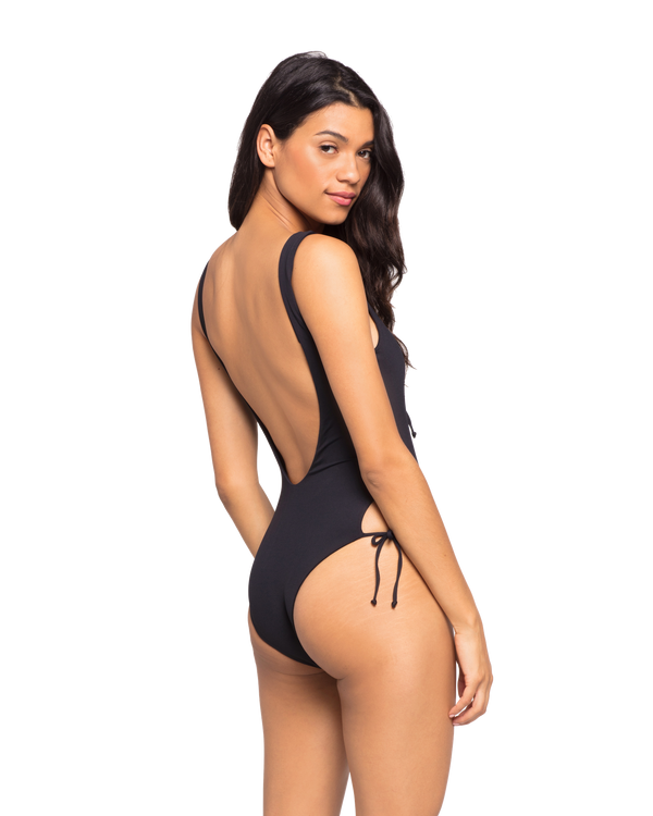 L*Space Jenn One Piece Black At BEACHKIND