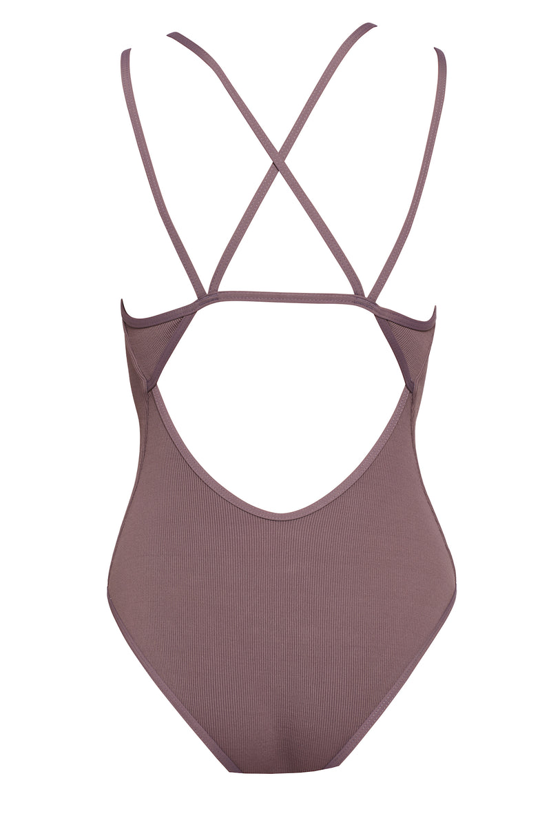 L*Space Dakota One Piece Pebble SWIMSUIT | BEACHKIND