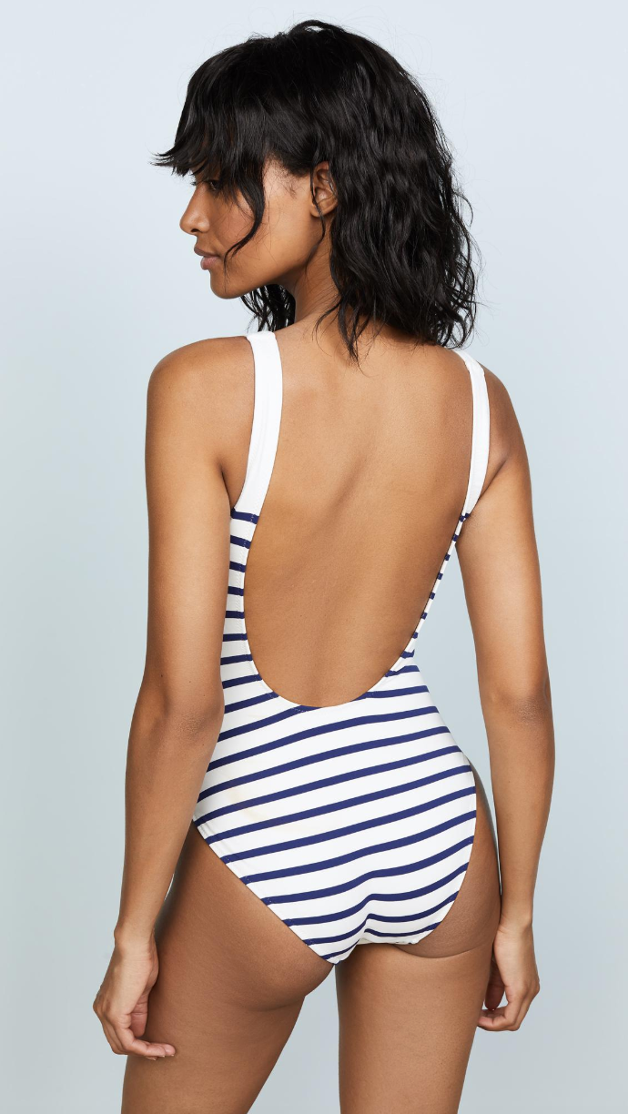 Solid + Striped The Anne-Marie Breton