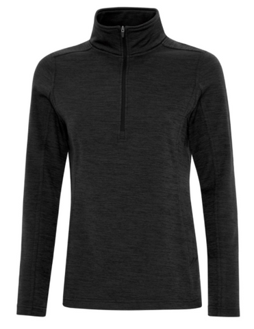Dynamic 1/4 zip - moisture wicking