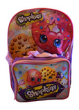 Shopkins 15 Backpack and Lunch Box Combo Kit (Shopkins)