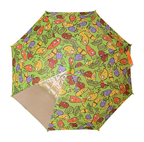 Small Umbrella for Kids with Clear Window Panel