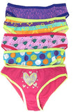 Wunder Girl Big Girls Assorted Bikini Style Cotton Panty (Pack Of 5)