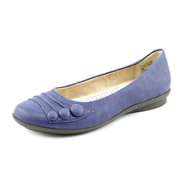 CLIFFS BY WHITE MOUNTAIN 'Habit' Women's Flat, Cobalt - 6 M