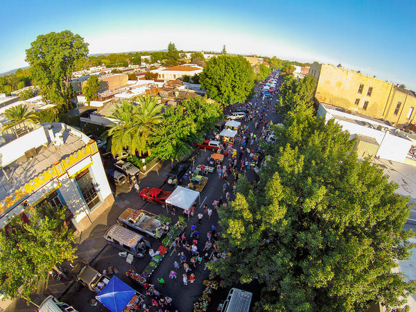 Thursday Night Farmers Market Tonight in Chico, CA