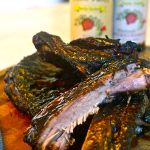 Sweet Pork Ribs