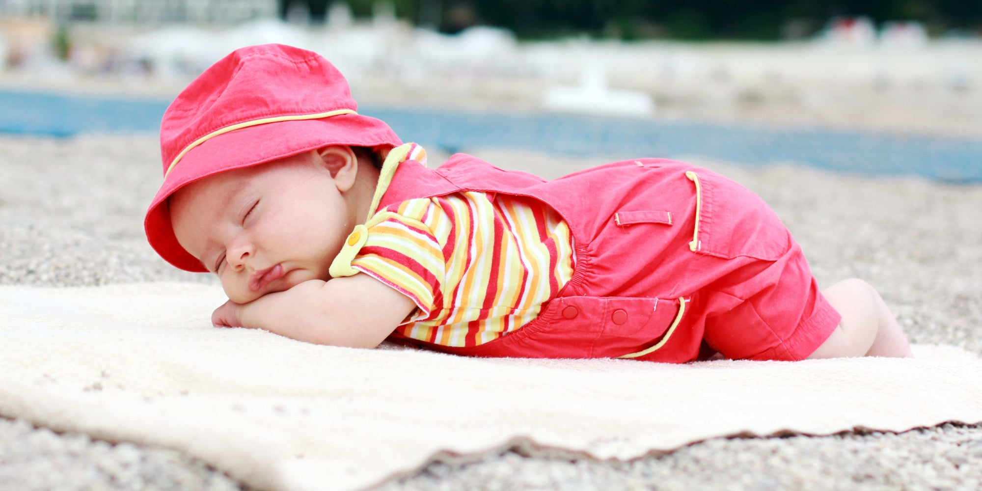 5 Beach Hacks For Babies How To Have A Care Free Day At The