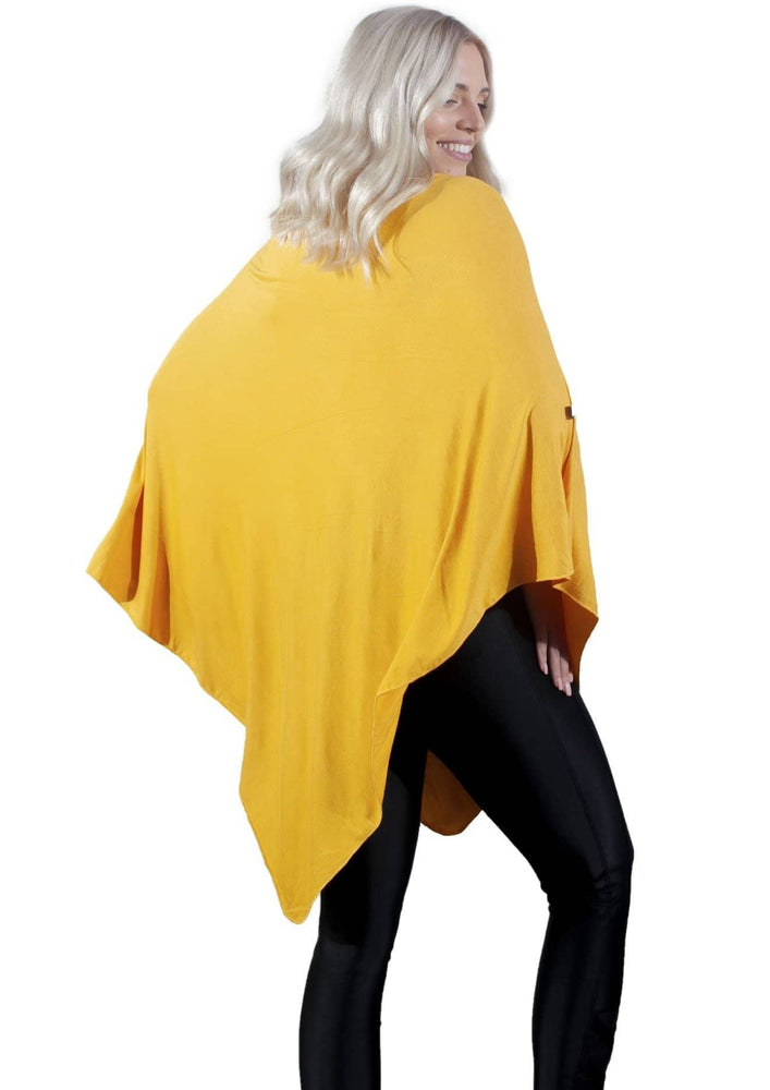 Goldilocks nursing poncho