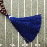 Blue and White Gameday Necklace