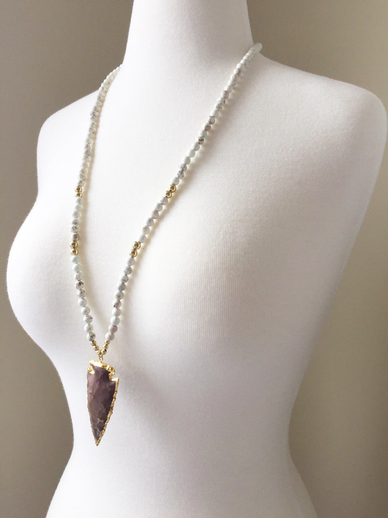 The Sequoia Necklace