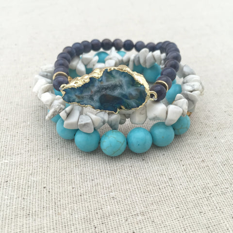 The Jade Bracelet Stack