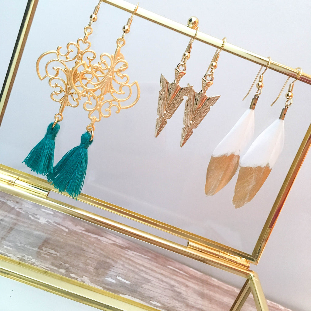 The Jillian Earrings