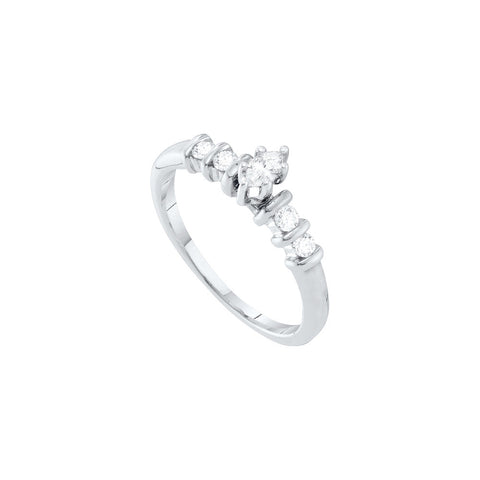 Bridal Ring with 0.25 Carat TW  #21524100 - C Diamond King