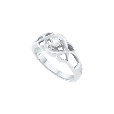 Bridal Ring with 0.15 Carat TW  #37442100 - C Diamond King