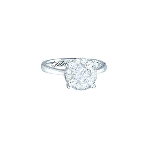 Bridal Ring with 2.00 Carat TW  #48803100 - C Diamond King
