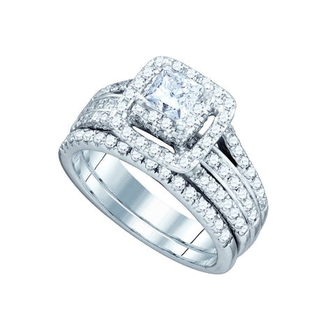 Bridal Ring with 1.51 Carat TW  #74979100 - C Diamond King