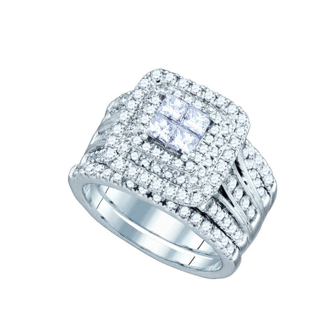 Bellgio Bridal Ring with 2.01 Carat TW  #75489100 - C Diamond King