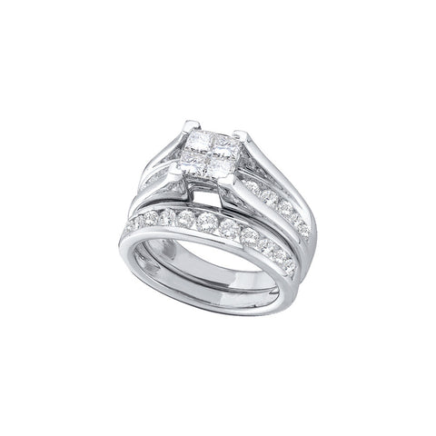 Bridal Set with 0.47 Carat TW  #80936100 - C Diamond King
