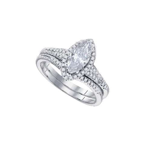 Bridal Ring with 2.42 Carat TW #84429100 - C Diamond King