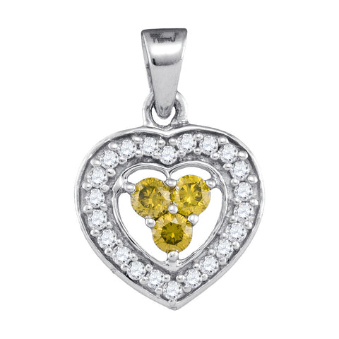 0.33CTW DIAMOND FASHION PENDANT #92415300 - C Diamond King