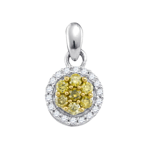 0.25CTW DIAMOND FASHION PENDANT #92646300 - C Diamond King
