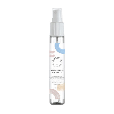OH!Ganics Spray Desinfectante 50 Ml. - Compra en bibiki