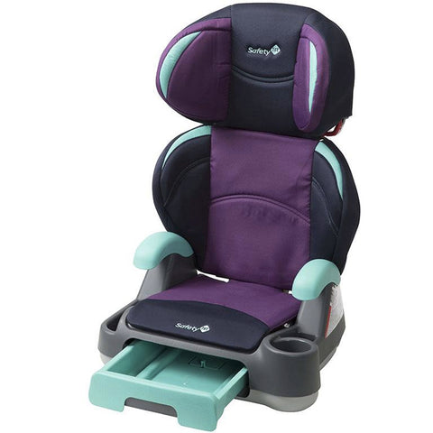 Safety 1st Autoasiento Booster Convertible Plumtastic