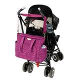 TWELVElittle Pañalera Carry Love Tote