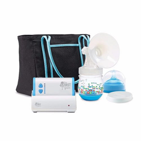 The First Years Extractor de Leche Eléctrico Mypump - Compra en bibiki