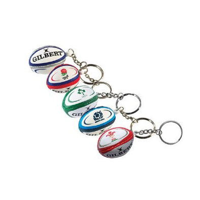 Gilbert Keychains Various Countries foam replica ball keychain ideal for giveaways and prizes