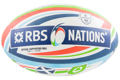 Ball Supporter RBS 6 Nations