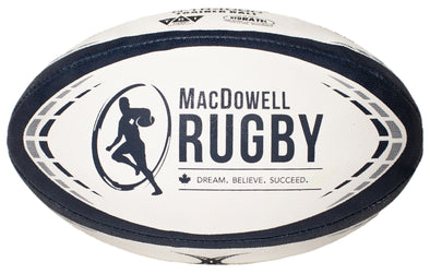 "Ball G-TR4000 sz5 ""MacDowell Rugby"""