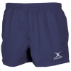 Gilbert Saracen Short lighter weight ideal for use in hotter climates elasticated waist with drawcord reinforced seams