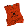 Gilbert Polyester Bib adult slipover bib with reinforced arm and neck openings for training and practice