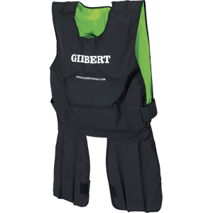Gilbert Contact Suit for tackling practice total body protection reversible design durable