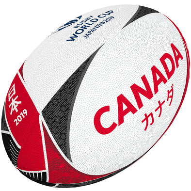 Ball RWC 2019 Canada Supporter sz5