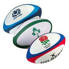 Gilbert stress ball small foam rugby balls for giveaways and prizes