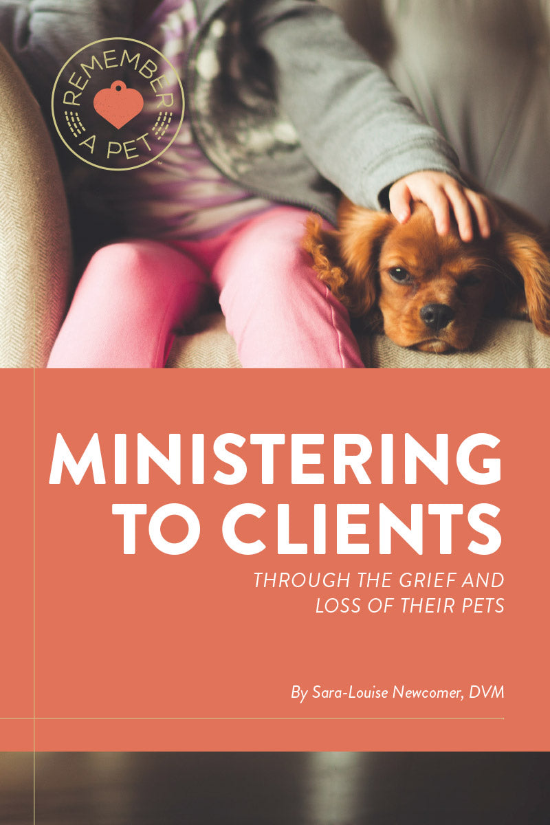 The Top 8 Things to Know about Ministering to Clients through the Loss of Their Pets