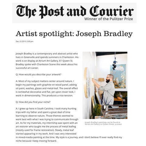 POST & COURIER