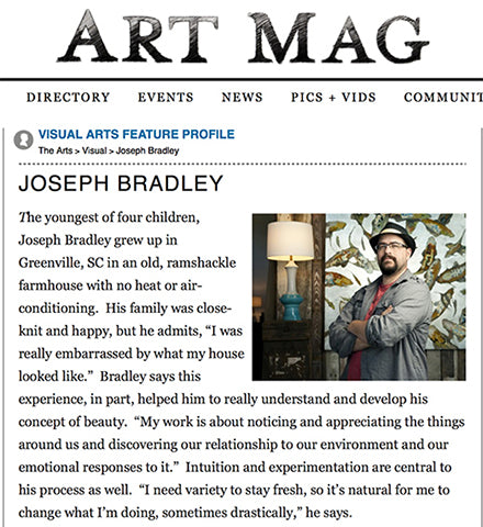 ART MAG 2013 FEATURE