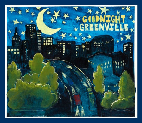 Goodnight Greenville Book