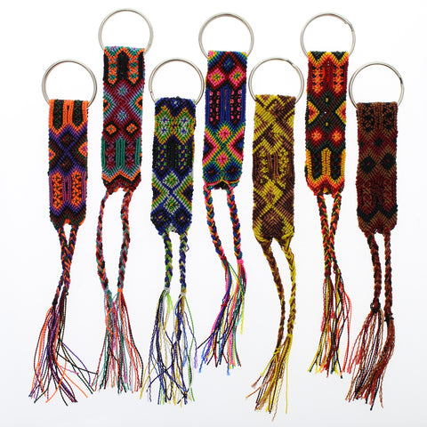 Hand Crocheted Keychain