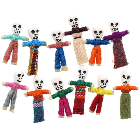 Day of the Dead Dolls 1""