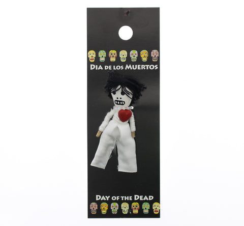 Day Of The Dead Doll - Senor Corazon